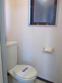 アルカディア 202号室のトイレ