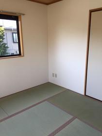 ソレーユみなみ 202号室の居室