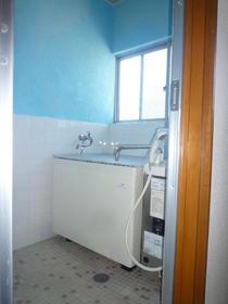 あずまコーポ 201号室の風呂