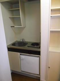 関ビル 301号室のキッチン