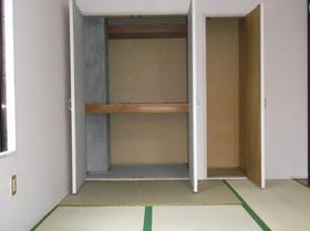 関ビル 301号室の収納