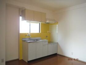 第27アオイビル 201号室のキッチン