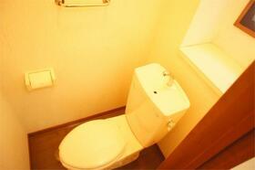 田中ビル 301号室のトイレ