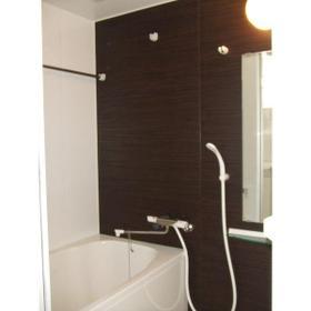 メルベーユ等々力 101号室の風呂