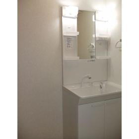 メルベーユ等々力 101号室の洗面所