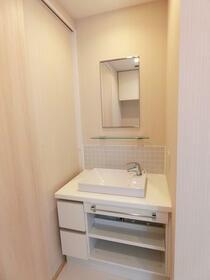 パークハビオ駒沢大学 801号室のキッチン