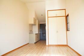吉川サンパレス 410号室の収納