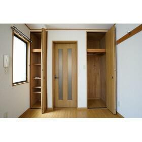 くるみハウス 0101号室の収納