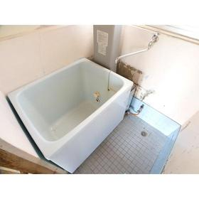福島荘 202号室の風呂