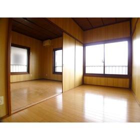 福島荘 202号室の居室