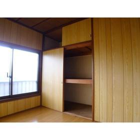 福島荘 202号室の収納
