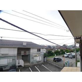 福島荘 202号室の景色