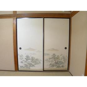 藤田荘 1号室の収納