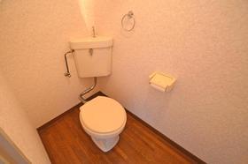 スカイライフ若宮 405号室のトイレ