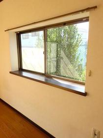 サンスフラット C号室の景色