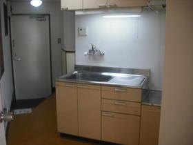 テラス瀬谷 201号室のキッチン
