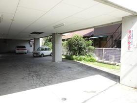 ハイムスワン 307号室の駐車場