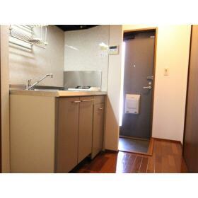 ベルパエーゼ 103号室のキッチン