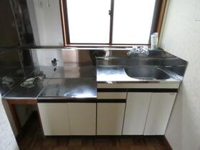 シルクハイツA 103号室のキッチン