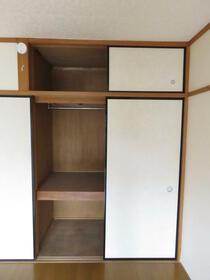 シルクハイツA 103号室の収納