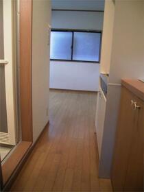 ブルック代々木公園-B 201号室の玄関