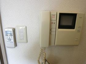 TK田園調布レディースフラッツ 1203号室のセキュリティ