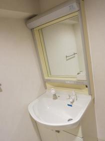 TK田園調布レディースフラッツ 1203号室の洗面所