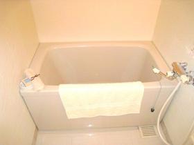 クレセール菜の花 402号室の風呂