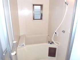 グリーンハウスタガヤA 201号室の風呂