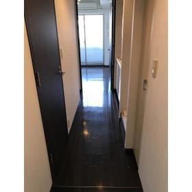 ステラメゾン学芸大学 312号室の玄関