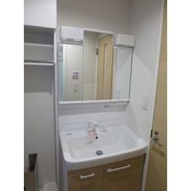 MARI'S Apartment 101号室の洗面所