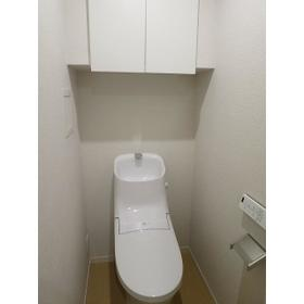 MARI'S Apartment 101号室のトイレ