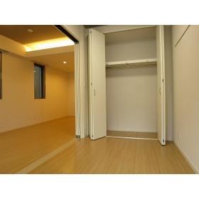 MARI'S Apartment 101号室の収納