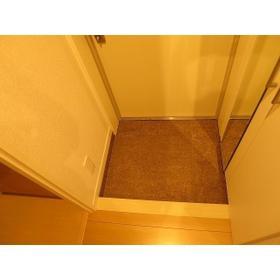 MARI'S Apartment 101号室のバルコニー