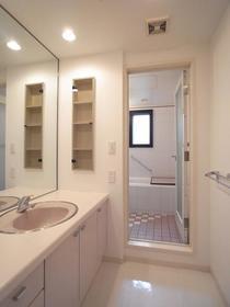 エトワール下馬 0206号室の風呂