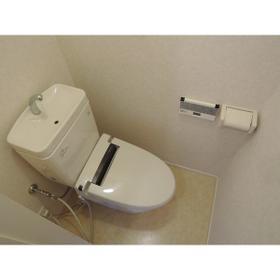 ローラル二子玉川 202号室のトイレ