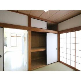 光ハイツ(上和田) 201号室の収納