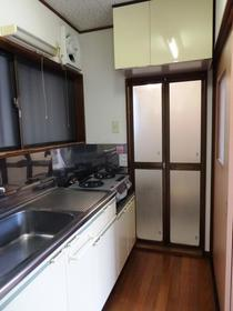 コーポ辻 102号室のキッチン