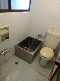 コーポ辻 102号室の風呂
