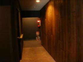 不動前アパートメント 2C号室のエントランス