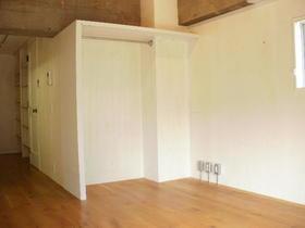 不動前アパートメント 2C号室の居室