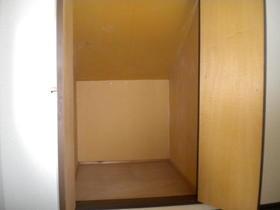 ラフィーネ舞松原B棟 202号室の収納