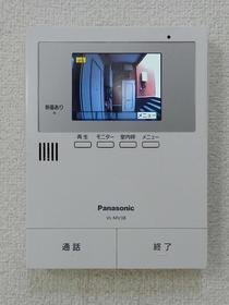 ラフィーネ舞松原B棟 202号室のセキュリティ