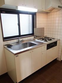 グランシャリオ 108号室のキッチン