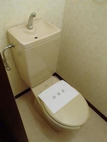 グランシャリオ 108号室のトイレ