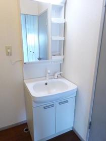 サンガーデン南町田B棟 201号室の洗面所