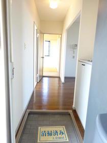 サンガーデン南町田B棟 201号室の玄関