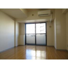 ソレイユ駒沢 0602号室のリビング