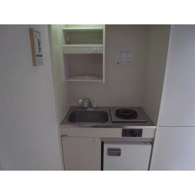 ソレイユみなづき 0205号室のキッチン