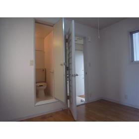 ソレイユみなづき 0205号室のトイレ